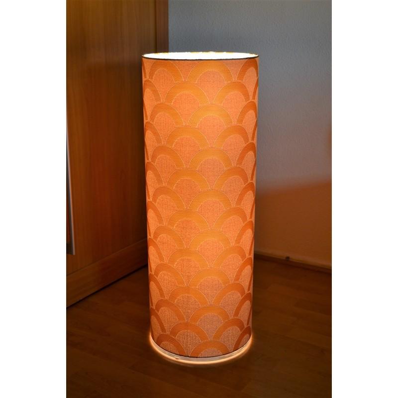 Lamp'abat-jour pied lumineux
