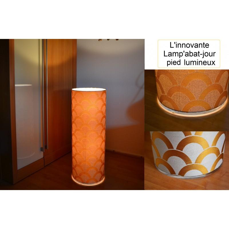 lampe-de-sol-lamp'abat-jour-design