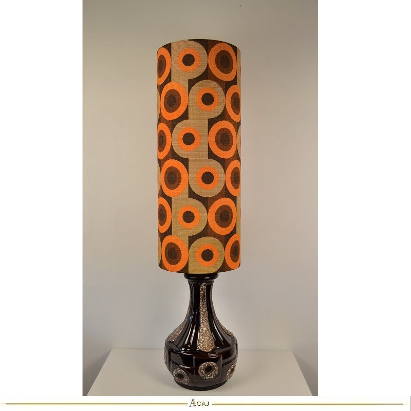 Floorlamp Honolulu - vintage 1970s