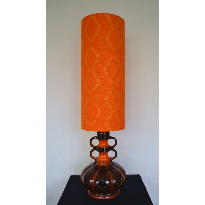 Floorlamp Lozangeade - vintage 1970's