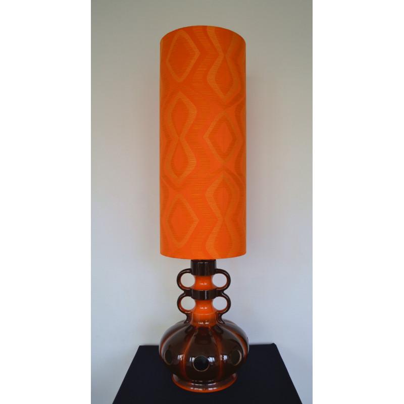 Lampe de sol Lozangeade - vintage 1970's