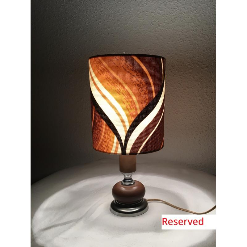 Lamp little Tampico 70s
