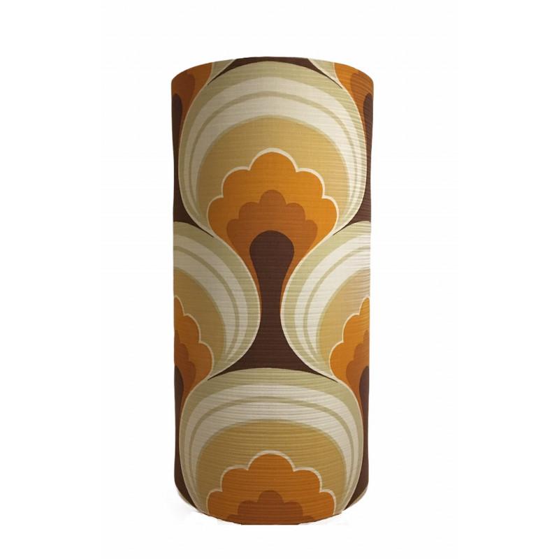 Lampshade Osiris H50cm D25cm - vintage tissue