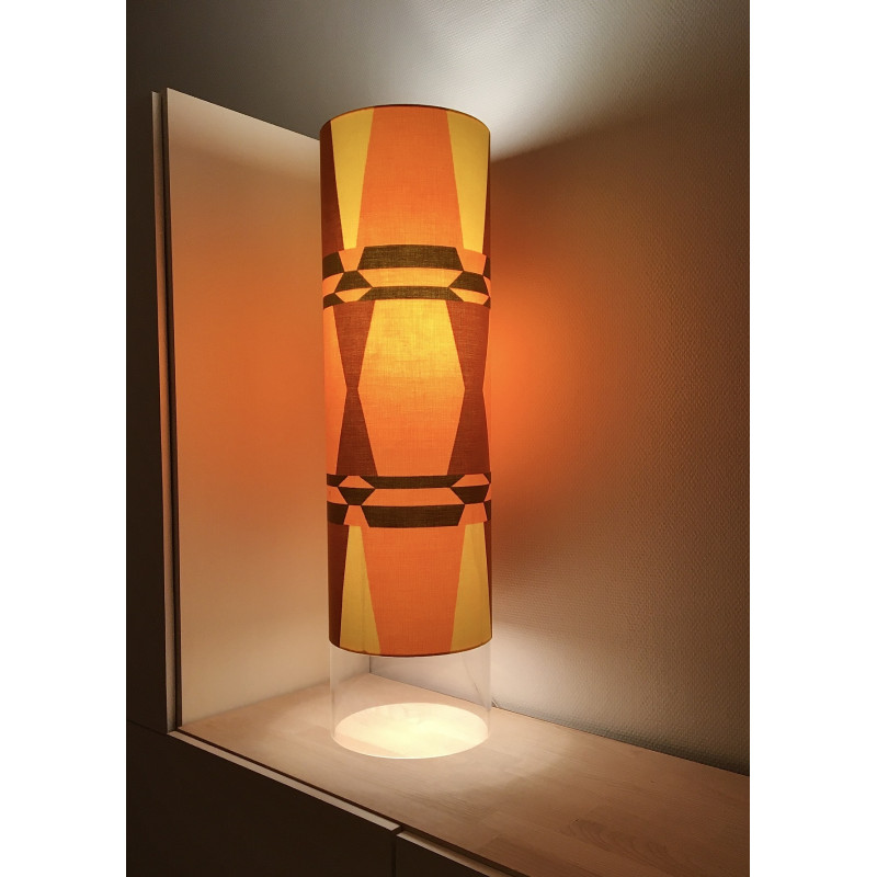 Lamp'tub Candelabra H90cm D25cm