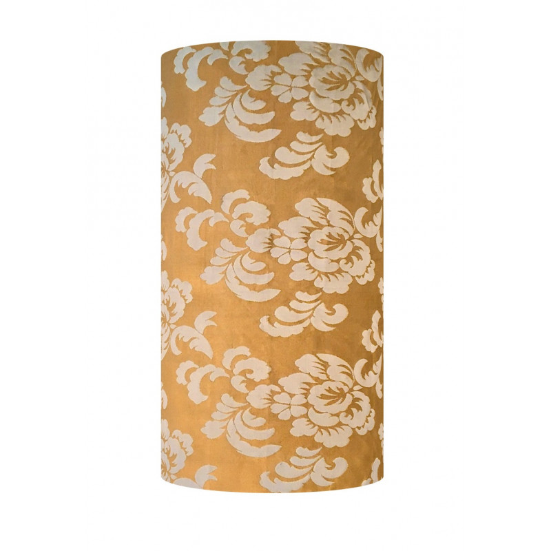 Lampshade Florador H60cm D30cm - vintage fabric