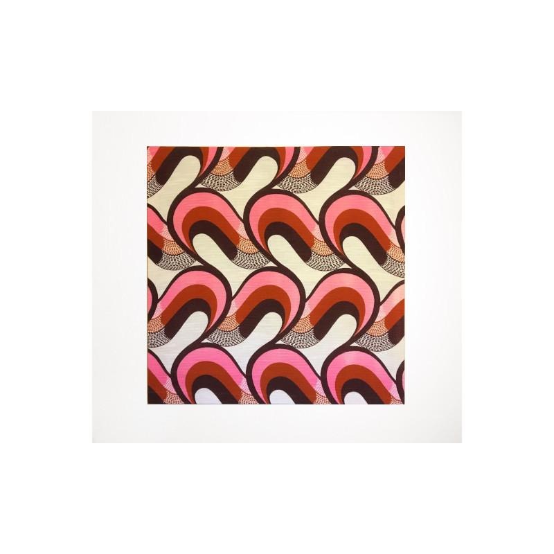 Wall tissue board Tex'style KIKO 90cm X 90cm