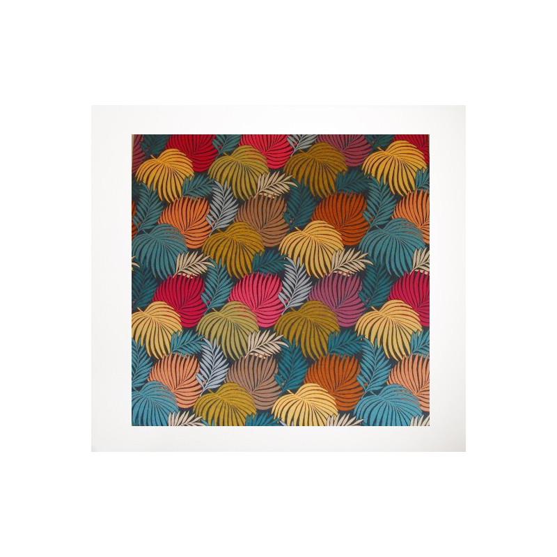 Wall tissue board Coppacabana 90cm X 90cm