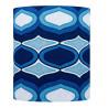 Lampshade Bubbles H40cm D35cm - 1970 tissue