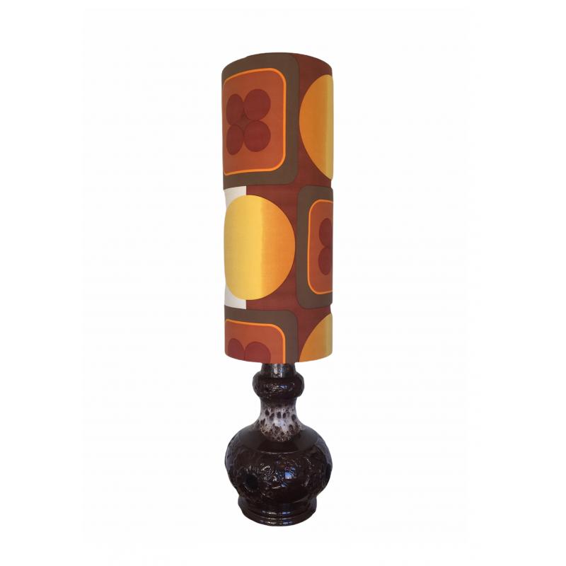 Lampe de sol Sunrise - vintage 1970's