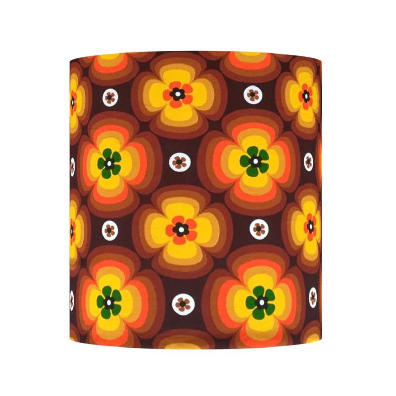 Lampshade Treflower H43cm D40cm - vintage tissue