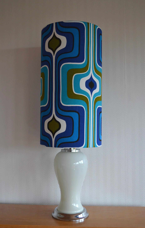 Lampe de sol vintage 70s Aquaman